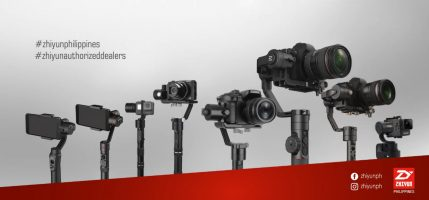 Zhiyun-Tech Philippines2nd Renewal of our Local Official Exclusive Distributorship in the Philippines Siezta PH!
