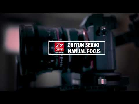 ZHIYUN SERVO MANUAL FOCUS on CRANE 2
