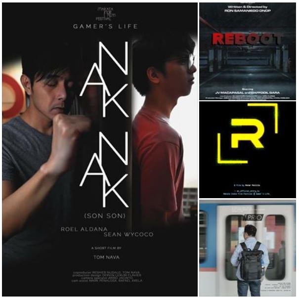 Makata INDIE FILM Festival G A M E R ' S L I F E