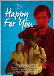 MOVIE POSTER HAPPY FOR YOU