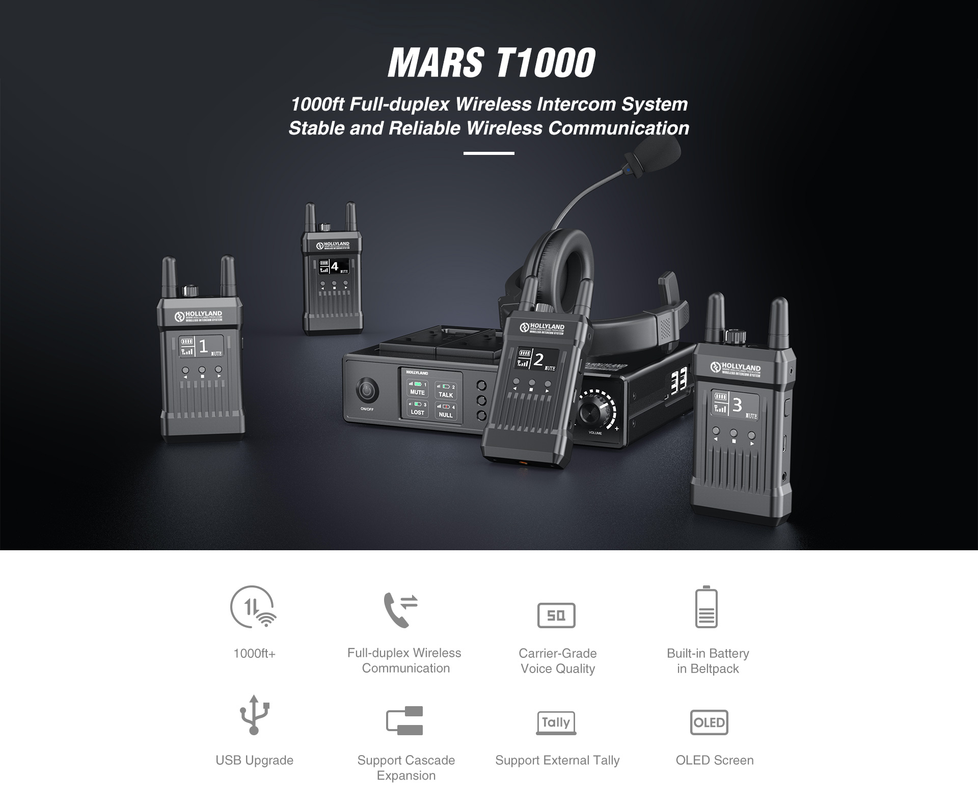 Mars T1000