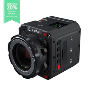 Z CAM E2-F6 Full-Frame 6K Cinema Camera (EF Mount)
